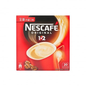 NESCAFE 1 2 Instant Coffee Mix original 15GX20