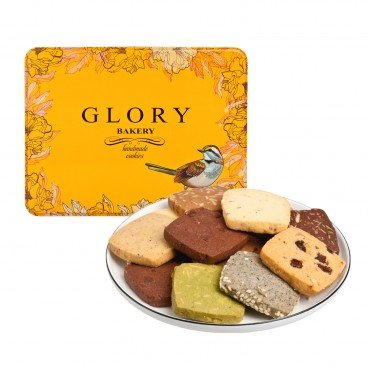 GLORY BAKERY Premium Cookies In 12 Flavours 500G