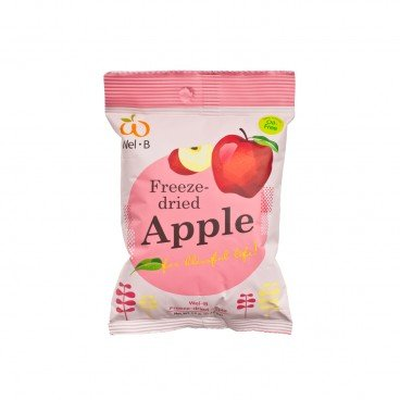 WEL-B 100 Natural Freeze dried Apple 12G
