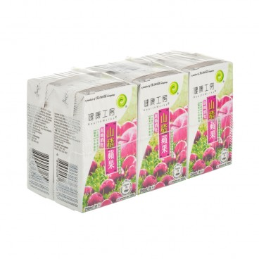 HEALTHWORKS - Hawthorn Apple Drink - 250MLX6