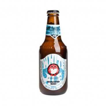 HITACHINO - White Ale Brewed In Hk - 330ML
