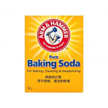 ARM & HAMMER - Baking Soda - 454G