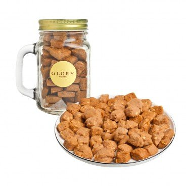 GLORY BAKERY Cookies In Jar ovaltine Almond 200G