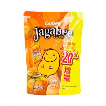 CALBEE Jagabee Potato Chips 18GX5