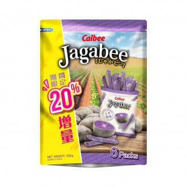 JAGABEE POTATO CHIPS