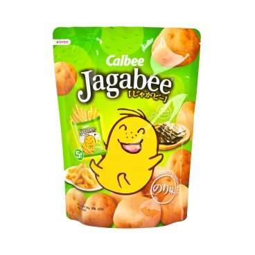 CALBEE - Jagabee Potato Chips - 17GX5