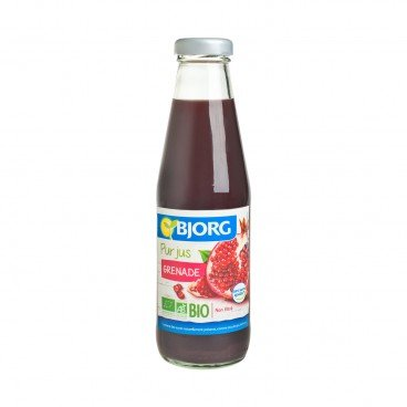 ORGANIC PURE POMEGRANATE JUICE