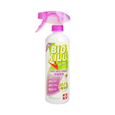 BIOKILL® Anti mite Spray 500ML
