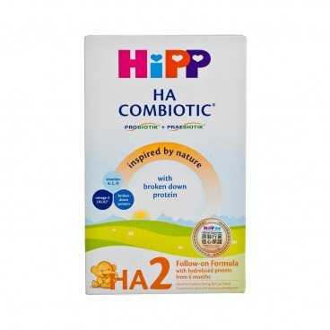 HIPP - Ha 2 Combiotic Follow on Formula - 350G