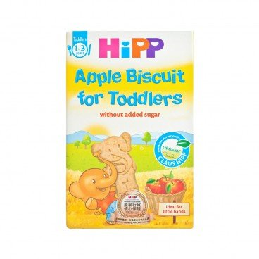 HIPP Organic Apple Biscuit For Toddlers 150G