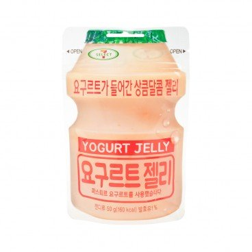 LOTTE Yogurt Jelly Candy Original Flavor 50G
