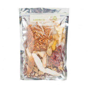 BOTONG Cordyceps Flower And Sliced Whelk Soup PC