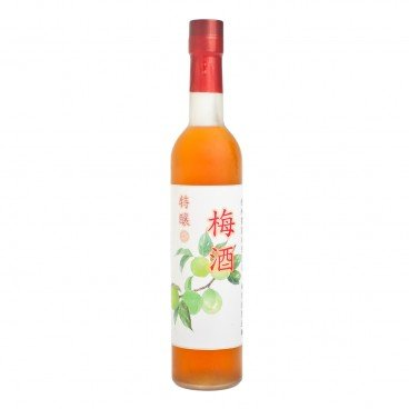 YUET WO - Plum Wine - 500ML