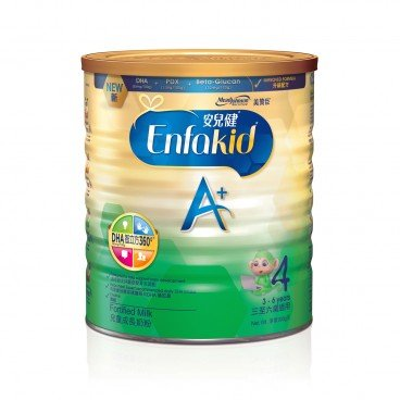 MEADJOHNSON - Enfakid Milk Powder A 4 - 900G