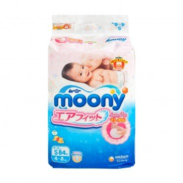 MOONY Diaper small 84'S