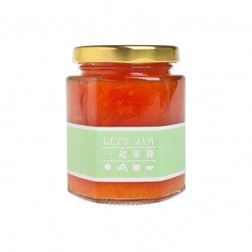 LET'S JAM Papaya Snow Fungus 370G