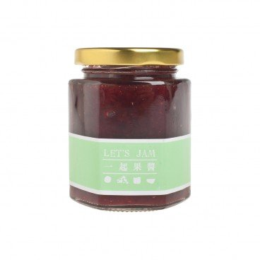 LET'S JAM Strawberry 370G