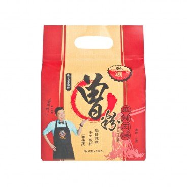 TSENG Rice Noodles sichuan Spicy Pork Paste 82GX4