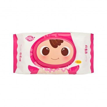 SOONDOONGI - Basic Baby Wet Tissue - 40'S