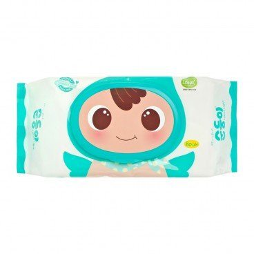 SOONDOONGI Lohas Light Baby Wet Tissue 80'S