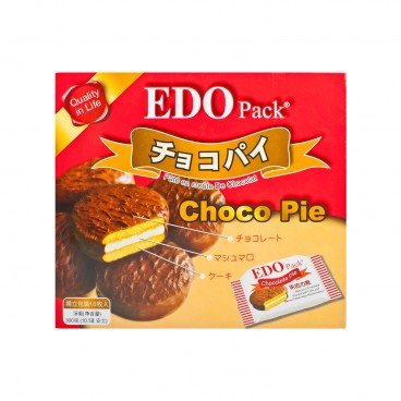EDO PACK - Chocolate Pie - 300G