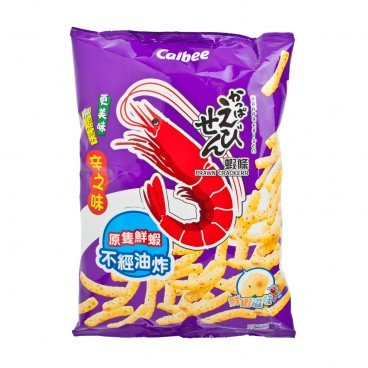 CALBEE - Prawn Crackers shichimi Flavoured - 100G