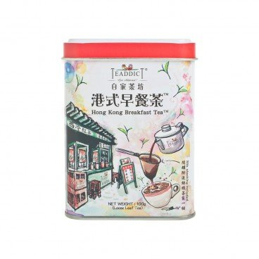 TEADDICT Ice House Series hong Kong Breakfast Tea 100G