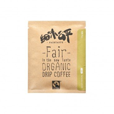 FAIR TASTE Peru One Cup Filter Coffee 10G