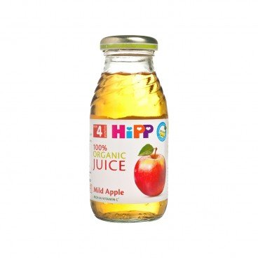 HIPP Organic Mild Apple Juice 200ML