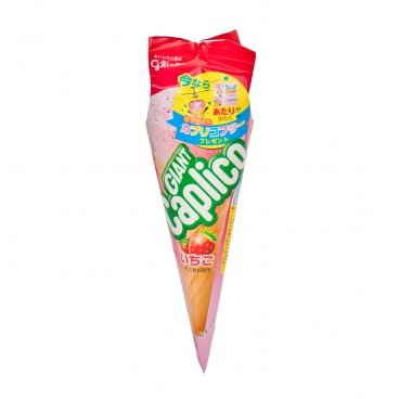 GLICO Giant Kapuriko Strawberry 32.7G