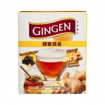 GINGEN - Honey With Instant Ginger - 18GX10