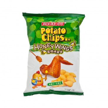 JACK'N JILL Potato Chips honey Wings Flavour 60G