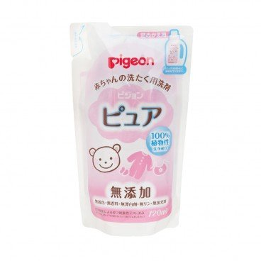 PIGEON - Baby Laundry Detergent Refill pure - 720ML
