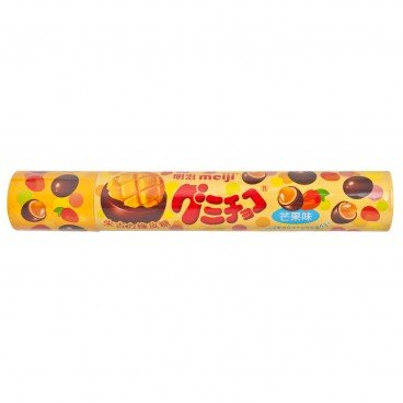 MEIJI Gummy Chocolate mango 96G
