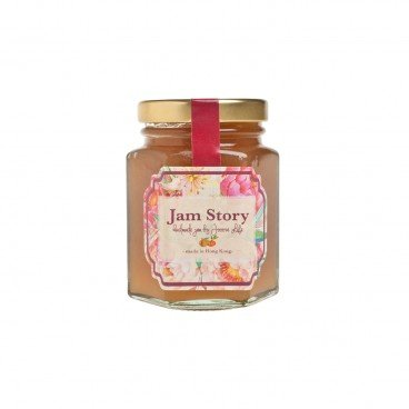 JAM STORY - Organic Apple Rose Jam - 100G
