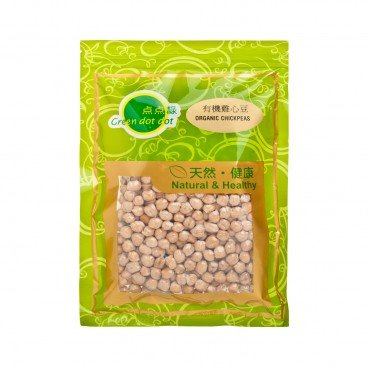 GREEN DOT DOT Chickpeas 300G