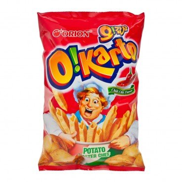 ORION Ohgamja Potato Snack spicy Flavor 115G