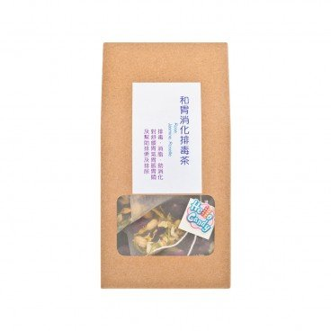 PRETTYLAND HERBAL Stomach nourishing Detox Tea 10'S