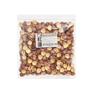 PRETTYLAND HERBAL Red Lotus Seed 300G