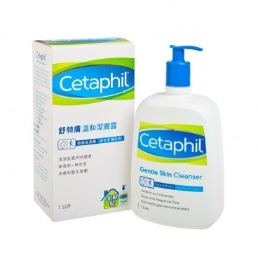CETAPHIL - Gentle Skin Cleanser - 1L