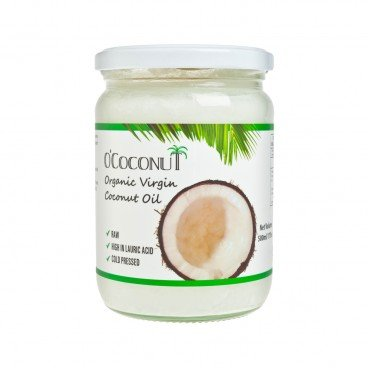 O'COCONUT - Organi Virgin Coconut Oil - 500ML