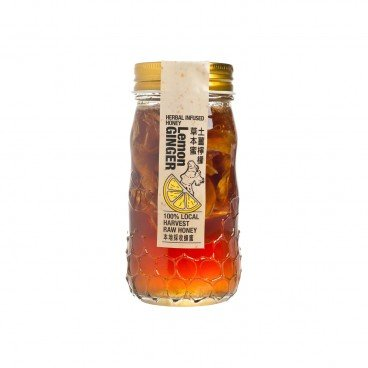 FORME HONEY Winter Honey lemon Ginger Infused Honey 190ML