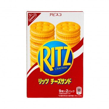 RITZ - Cheese Tray - 160G