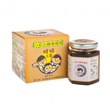 MAMA WORKSHOP - Lemon With Chuan Bei And Rock Sugar - 230G