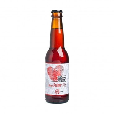CITIBREW - Honey Amber Ale - 330ML