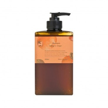 GINGERGINGER Orange Ginger Shampoo 500ML