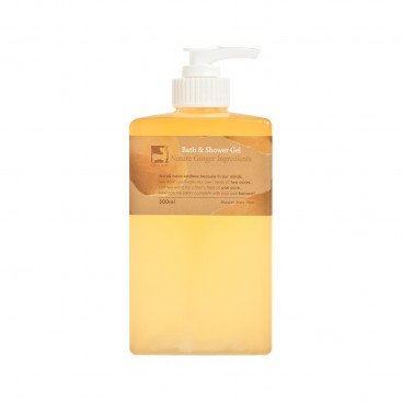GINGERGINGER - Ginger Bath Gel - 500ML