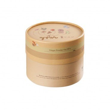 GINGERGINGER Ginger Powder For Spa 100G