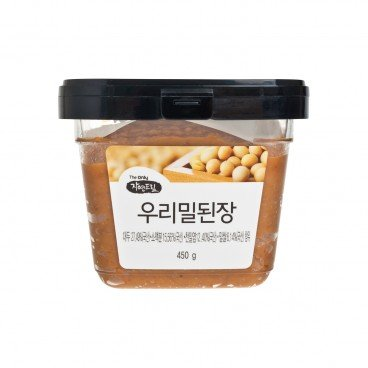 GAGASTORE - ICOOP KOREA Natural Dream Soybean Paste 450G