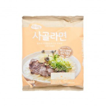 GAGASTORE - ICOOP KOREA Natural Dream Ramen beef Bone 112G